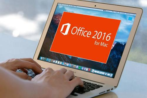 Office original para macbook