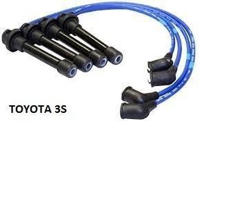 Cable de bujia toyota corona motor 3s sombrero redondo