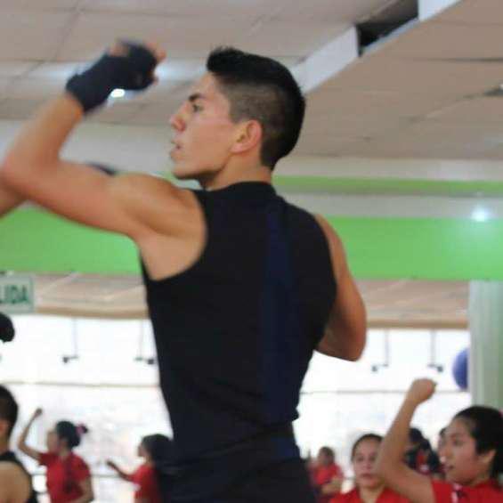 Fitnnes de combate combina diferentes artes marciales con