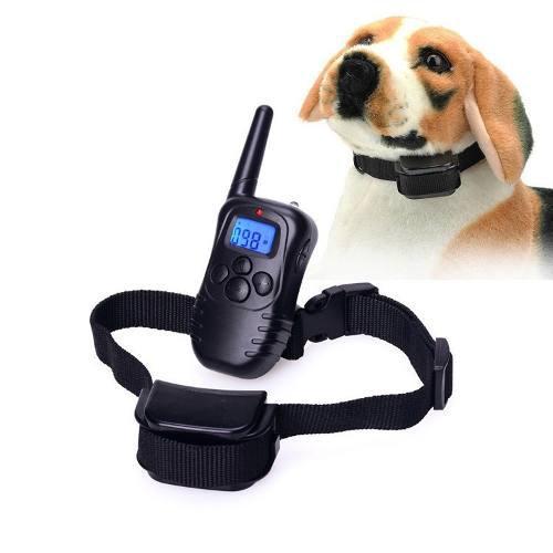 Collar de adiestramiento para perros recargable - no pilas