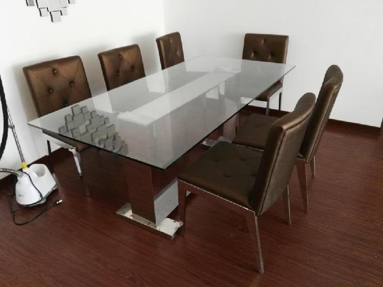 Juego comedor o mesa centro o consola