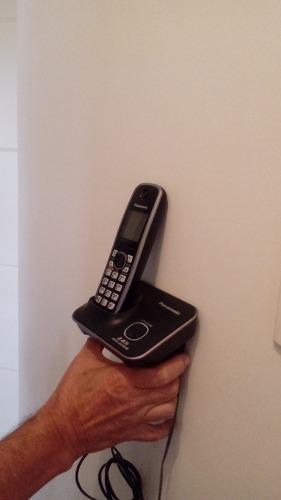 Telefono inalambrico panasonic 2.4 ghz