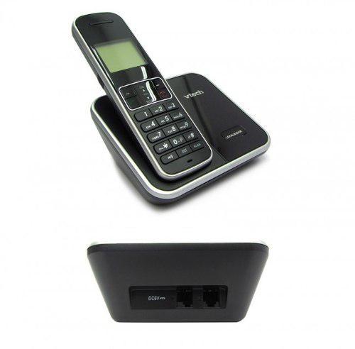 Teléfono digital inalámbrico vtech vt405 2.4 ghz altavoz