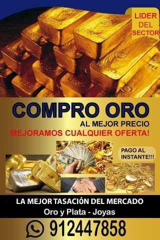 2c2e6ed1d520 Compra de oro mina rio joyas nuevas o rotas plata brillos