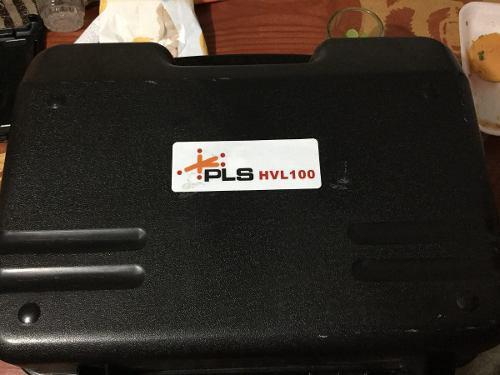 Nivel laser para todo tipo de construcción marca pls hvl100