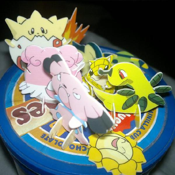 Armables pokemon fritolay hot wheels coleccion armables no