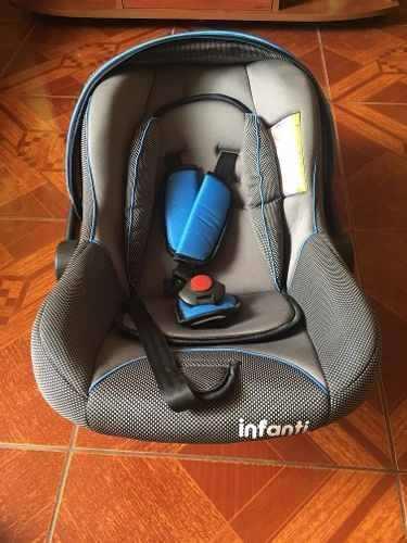 Asiento de auto para bebe