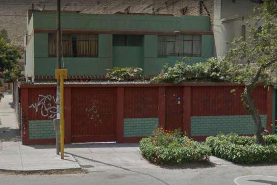 Casa en chaclacayo