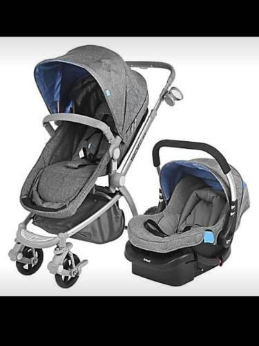 Coche de bebe infanti travel epic!