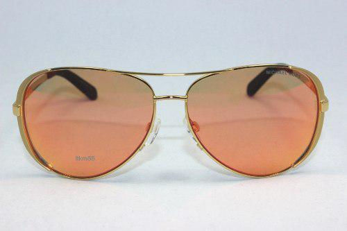 e942b6ce0e Michael kors lentes sol aviador espejo rosa naranja