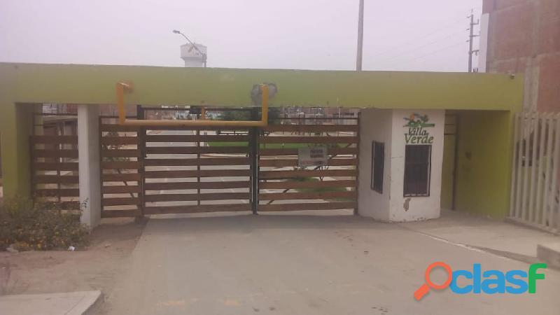 Vendo terreno en villa verde  los portales pachacamac