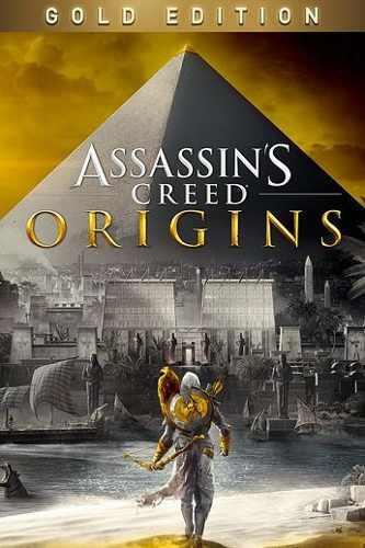 Assasins creed origins gold edition pc español