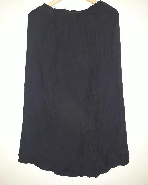 a8c6b0f44 Falda negra mujer exit en Lima   REBAJAS Mayo