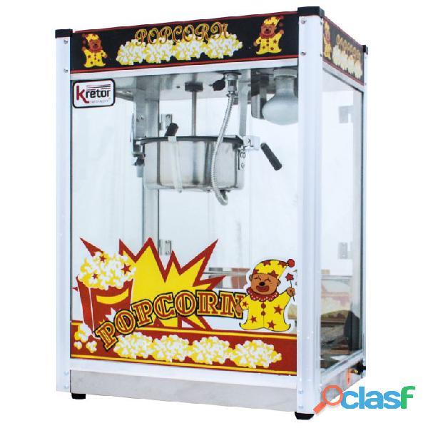 Maquina para hacer canchita kretor