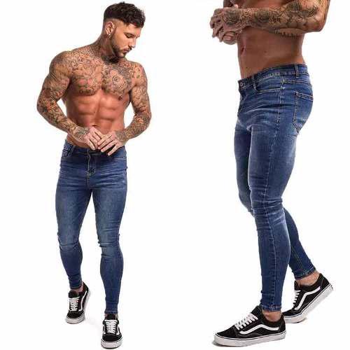 Jeans Hombre Jeans Pitillo Slim Fit Hombre En Lima Clasf Moda Y Accesorios