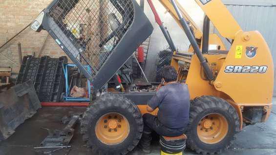 Reparación y mantenimiento maquinaria pesada en lima