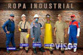 Ropa industrial@@ en lima