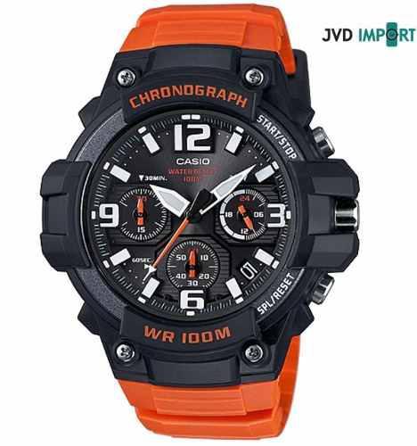 6c1ee80933c5 Reloj casio cronógrafo mcw-100h-4av - 100% nuevo