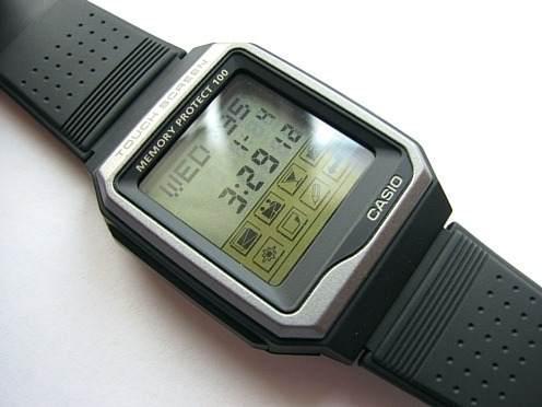 11afd80aed00 Reloj casio tactil antiguo de los 80 en Lima   REBAJAS Junio ...