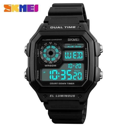 73e2fc4a8de6 Reloj digital skmei - wr 50mt - 3 colores en Lima   REBAJAS Abril ...