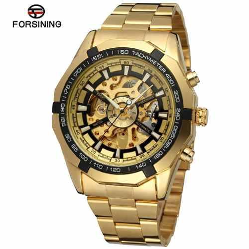 1678224f2d9f Reloj automatico oro   REBAJAS Mayo