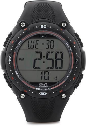 f69f42e2c5c9 Reloj q q - digital - negro - hombre en Lima   REBAJAS Mayo ...