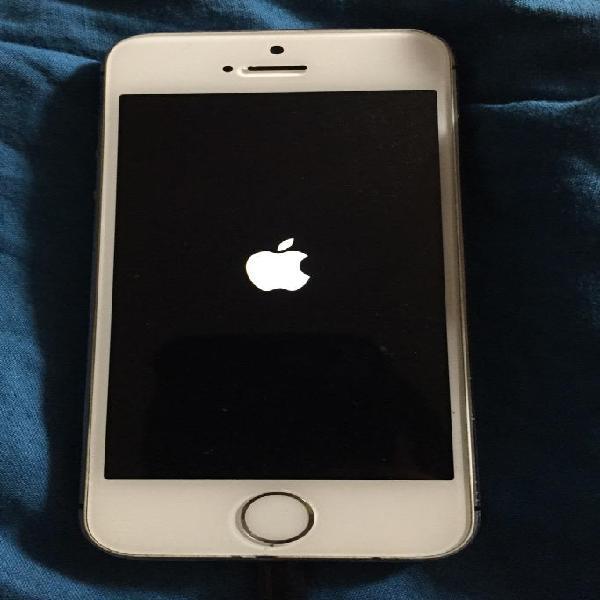 Iphone 5s 16gb icloud libre