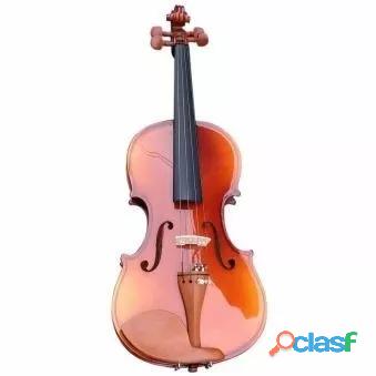 Nuevo!!! violin starsun 3/4 accesorios estuche