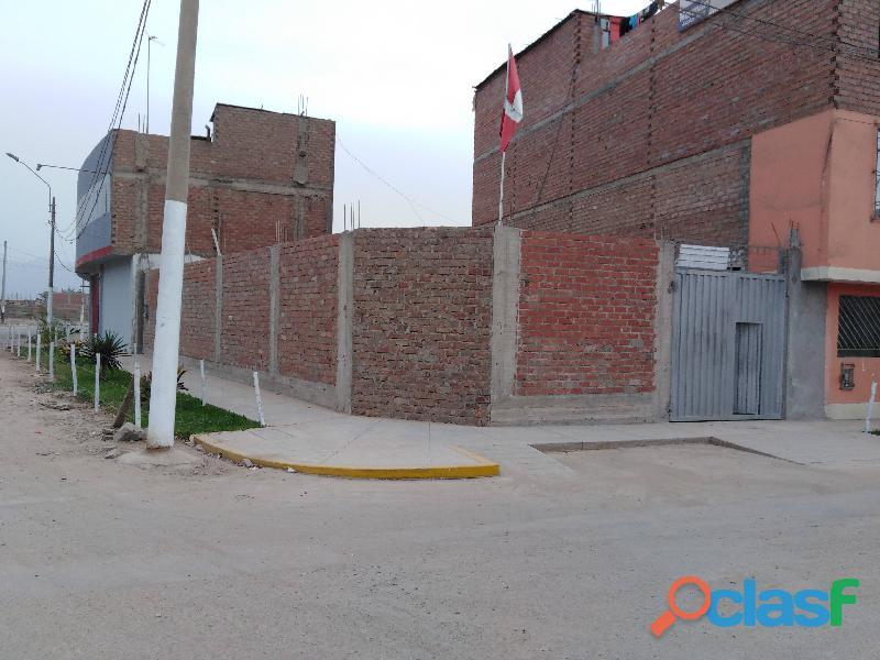 ¡OCASIÓN! TERRENO COMERCIAL BIEN UBICADO EN PUENTE PIEDRA