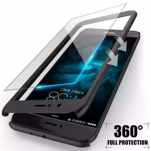 0667abc1f9e Case samsung j4 plus /j6 plus + vidrio 360° proteccion