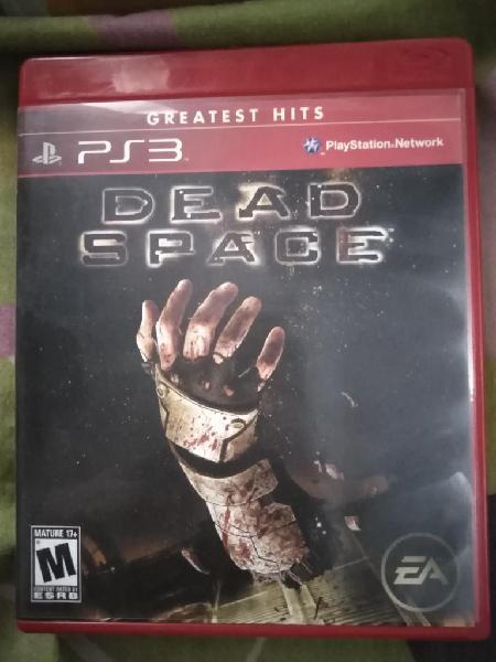 Playstation 3 dead space