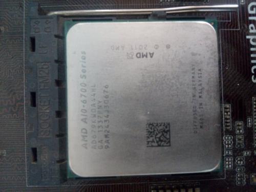 Procesador amd a10-6700 4.0 ghz 4nucleos