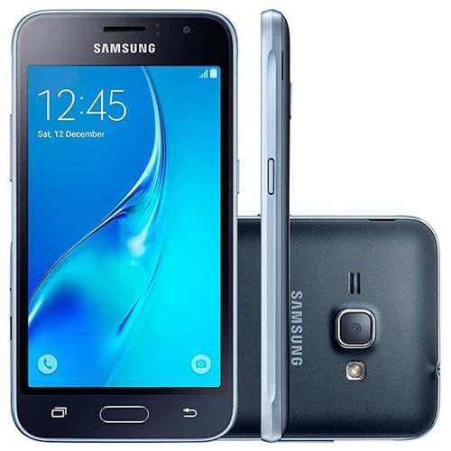 Samsung galaxy j1 (6), caja, cargador, 4.5 pulg (no es mini)