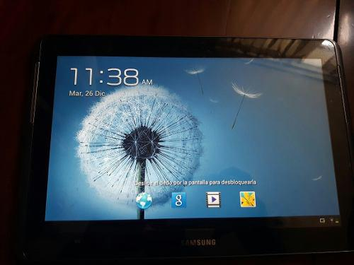 Tablet samsung tab 2 10.1 + teclado portatil
