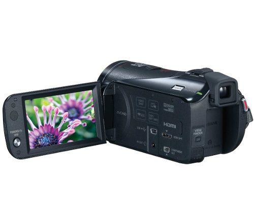 Filmadora canon hf m41 full hd sensor pro doble ranura 32gb