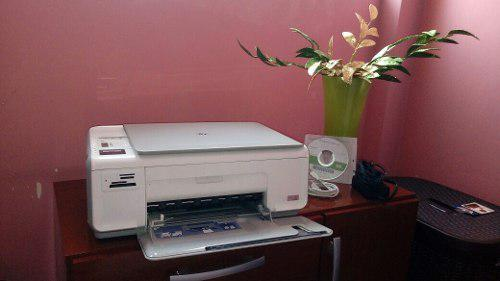 Gran ocasión: impresora multifuncional hp photosmart c4280