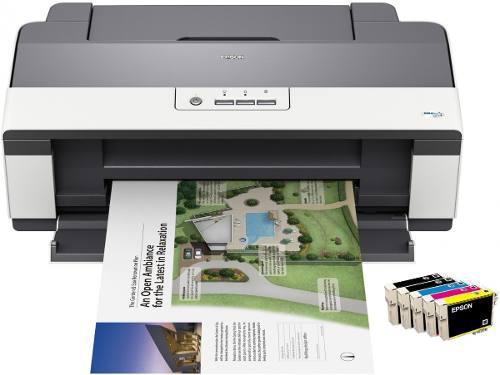 Impresora epson stylus office t1100