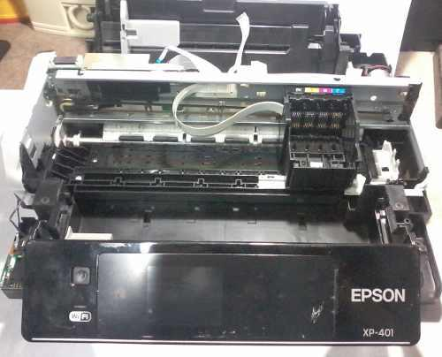 Impresora epson xp 401 multifuncional oferta