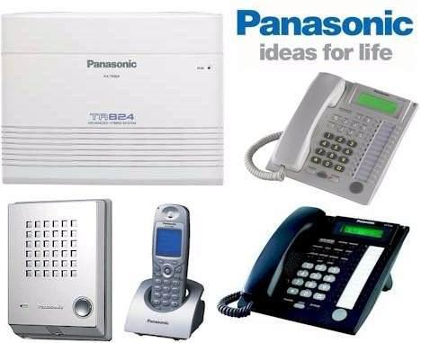 Programación de centrales telefónicas servicio técnico