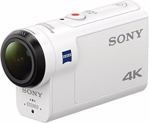 Sony fdr-x k acción cámara con 64 gb microsd tarjeta de