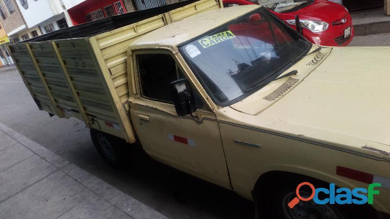 Taxi carga, mudanzas, transporte de personal y otros
