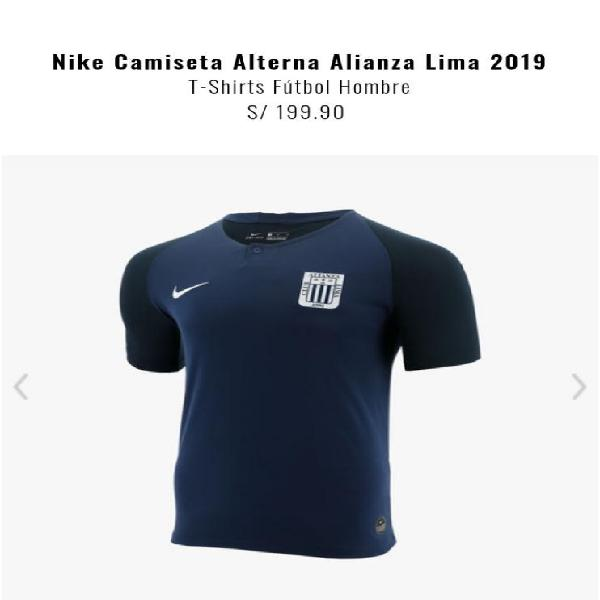4a0ef4fd47c60 Camiseta alterna alianza lima 2019 nike en Lima   REBAJAS Abril ...