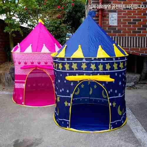 Casa castillo carpa de niña y de niño