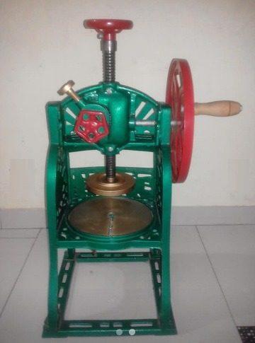 Maquina raspadillera manual hierro fundido nuevos