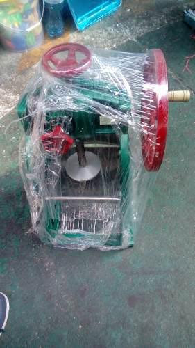 Maquina raspadillera nuevos envio a provincia