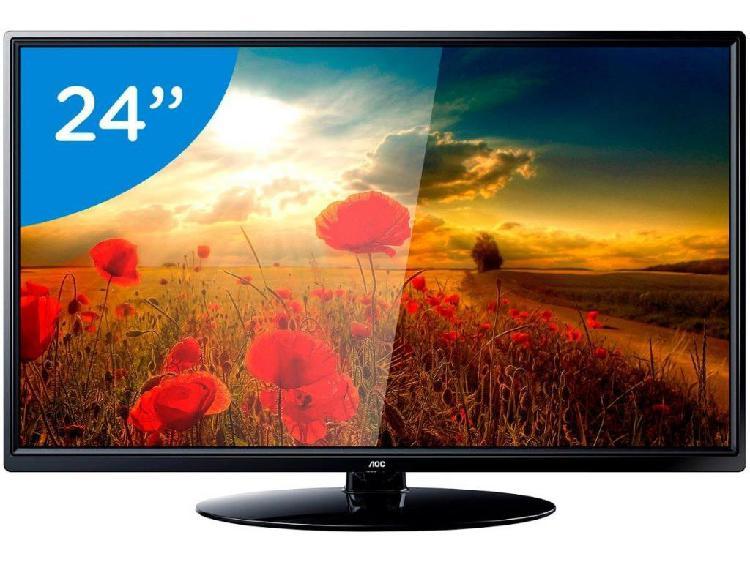 ef2214afdfa Ocasión producto nuevo...!!! televisor aoc ledhd 24 pulg.