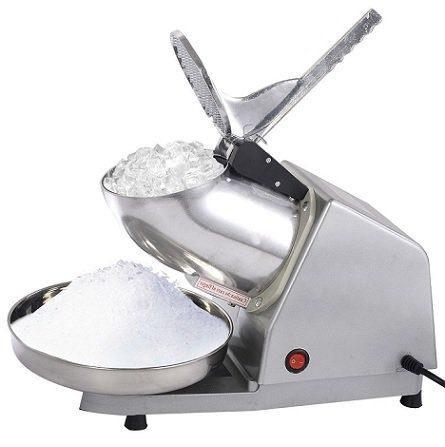 Raspadillera maquina electrica picadora hielo cremolada