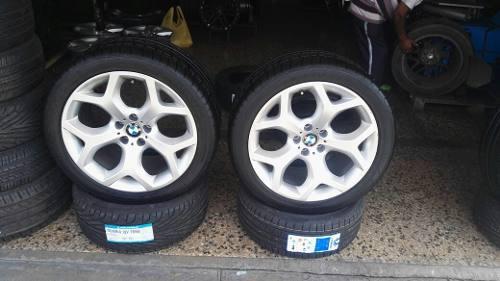 AROS 20 BMW ORIGINALES CON LLANTAS DUNLOP RUNFLAT, usado segunda mano  Lima (Lima)