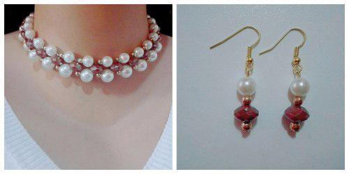 697d9a07ef54 Collar joya bisutería de mujer moda oferta en Lima   REBAJAS Junio ...