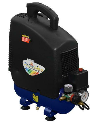 Compresora safari de aire 6l azul 220v 2.0hp zbw60-6l